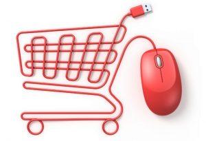eコマース:インターネットショッピングに重要なのはホームページ?!